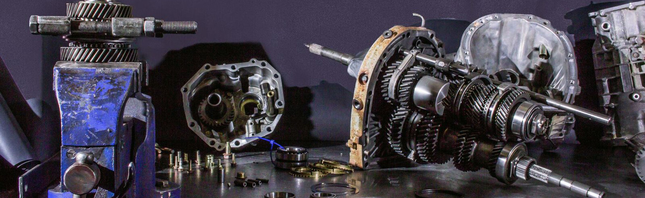 Gearbox Repair Reading